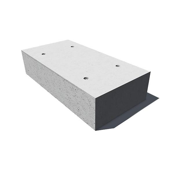 Блоки (плиты) фундамента (Серия 3.501-104)