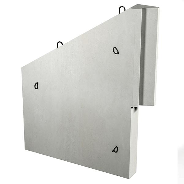 Откосные стенки (Шифр 2175 вып.1-1) ЗКП