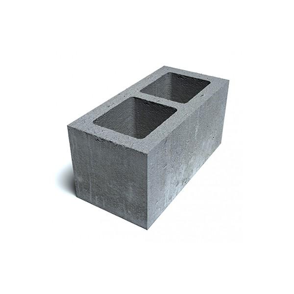 Фундаментный полнотелый (с щебнем)